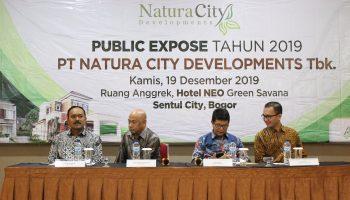 Public Expose PT Natura City Developments Tbk. Desember 2019